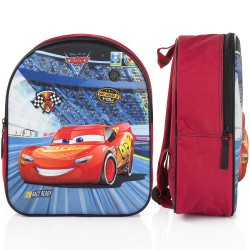 Disney Pixar Cars Lightning McQueen Mini Backpack 31 x 25 x 12 cm