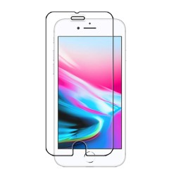 iPhone 8 Plus Tempered Glass Screen Protector Clear Retail
