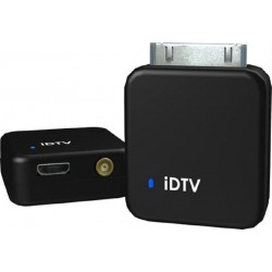 Dexatek iDTV, mobile TV receiver for iPad 2, 3 and iPhone 4S, DVB-T
