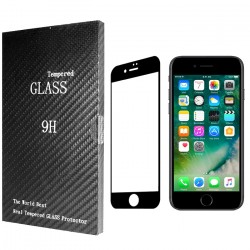 Full Screen iPhone 8 Tempered Glass Screen Protector Retail