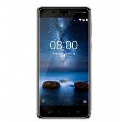 Nokia 8 Tempered Glass Screen Protector Retail Package