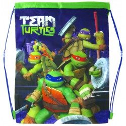 Turtles Gym bag Sport Bag 41x33cm