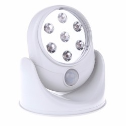 LED Lamp Motion Detector, Security