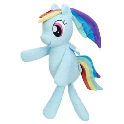 My Little Pony Friendship is Magic Rainbow Dash Huggable Plush 56cm