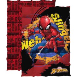 Spiderman Päiväpeitto Quilt Duvet Cover 140 x 200 cm