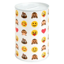 Emoji Money Box Money Tin Säästölipas