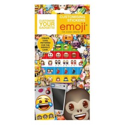 Emoji 300pcs Stickers Set