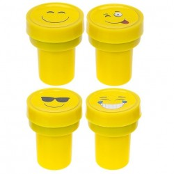 Emoji Icons Stamper Set 4pc