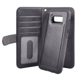 TOPPEN Wallet Case With Detachable Cover Samsung Galaxy S8