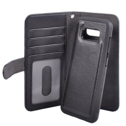 TOPPEN Wallet Case With Detachable Cover Samsung Galaxy S8 Plus