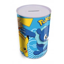 Pokemon Pikachu Sparbössa Spargris Metall 15x10cm Pokemon Pokémon 149,00 kr product_reduction_percent