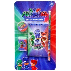 PJ Masks Stationery School Set