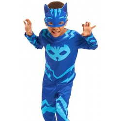 PJ Masks Dress Up Set Costume – Catboy Puku