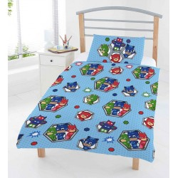 PJ Masks Junior Pussilakanasetti Bed linen 120x150