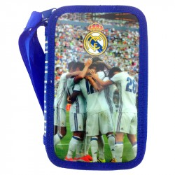 Real Madrid 43-delt Pen Shrine Triple Schooled Pennset