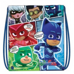 PJ Masks Pyjamasankarit Gym bag Kuntosali Laukut 40x32cm