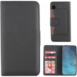 Colorfone Wallet Case for Apple iPhone X/Xs Black
