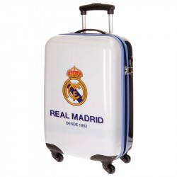 Real Madrid One Color One Club Trolley Travel Bag Matkalaukku 55x33x20cm
