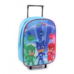 PJ Masks Trolley Travel Bag 39 x 30 x 13