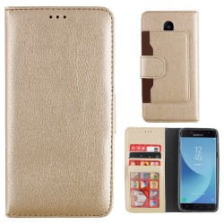 Colorfone Wallet Samsung Galaxy J7 2017 Plånboksfodral GOLD GOLD Colorfone 149,00 kr product_reduction_percent