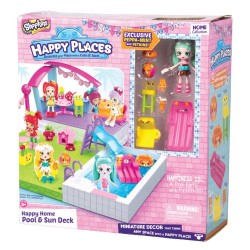 Happy Places Shopkins S2 Pool and Sun Deck