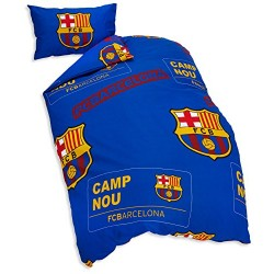 Barcelona Bed linen Duvet Cover 135x200 + 50x75 cm