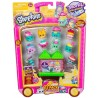 Shopkins 12 Pack Season 8 World Vacation Asia Limited Release GREEN ROOF Shopkins 239,00 kr product_reduction_percent