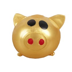 Sticky Gris Splattboll Squeeze Stressboll Anti-Stress GULD 1-PACK Pig GOLD GL 79,00 kr product_reduction_percent