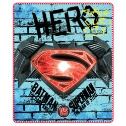 Batman V Superman Filt Fleecefilt 120x140cm Batman V Superman DC Comics 199,00 kr product_reduction_percent