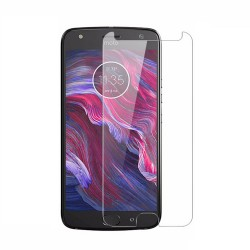 Motorola Moto X4 Tempered Glass Screen Protector Retail Package
