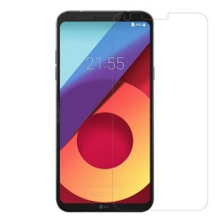 LG Q6 Tempered Glass Screen Protector Retail Package