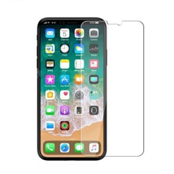 2-Pack iPhone X/Xs Tempered Glass Screen Protector Clear Retail