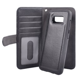 TOPPEN Wallet Magnetic Cover Samsung Galaxy S7 Edge