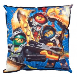 LEGO® Nexo Knights Pillow Double Sided Design Cushion Tyyny
