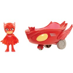 PJ Masks Vehicle – Owlette and Owl Glider