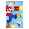 Super Mario Fleeceblanket 100 x 150cm Mario Maker