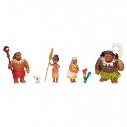 Disney Vaiana/Moana Adventure Pack Nukke