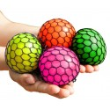 4-Pack Squeeze Brain Ball Different Colors Slime Stress Playing Ball