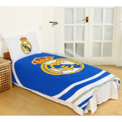 Real Madrid Duvet Bedding 135x200 + 50x75cm