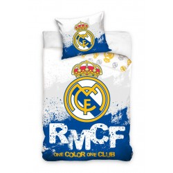 Real Madrid Bed linen Duvet Cover 160x200 + 70 x 80cm