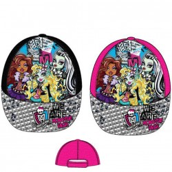 Monster High Keps Rosa Stl. 52 Mattel 99,00 kr product_reduction_percent
