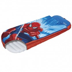 Spiderman ReadyBed AirBed Sleeping bag 150x62x20 cm