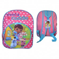 Doc McStuffins Junior Ryggsäck Väska 31x25x10cm Disney Doc McStuffins 199,00 kr product_reduction_percent