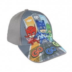 PJ Masks Pyjamasankarit Cap Lippis One Size Grey