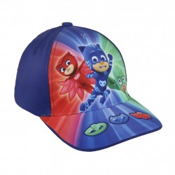 PJ Masks Pyjamasankarit Cap Lippis One Size Blue