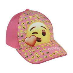 Emoji Puss Keps One Size Ljusrosa One Size KISS Emoji 119,00 kr product_reduction_percent