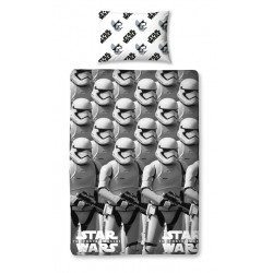 Star Wars Stormtroopers Pussilakanasetti Bed linen 135x200 + 48 x 74cm