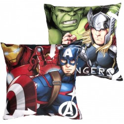 Marvel Avengers Pillow Double Sided Design Cushion Tyyny