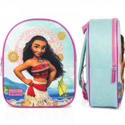 Vaiana Moana 3D Design Reppu Laukku Backpack School Bag 31x25x12cm