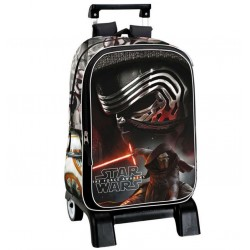 2in1 Star Wars Kylo Ren Trolley/Backpack Travel Bag 42x32x14cm